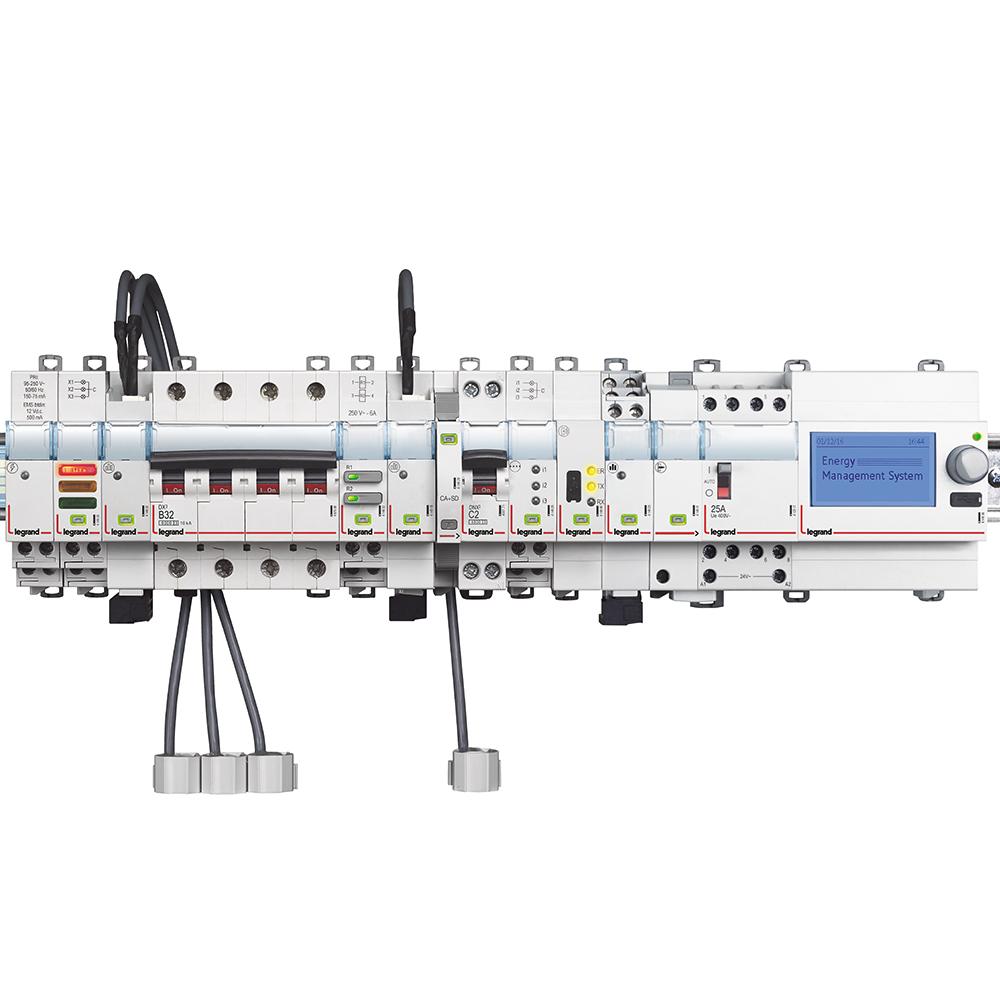 EM CX3 - system zarządzania energią