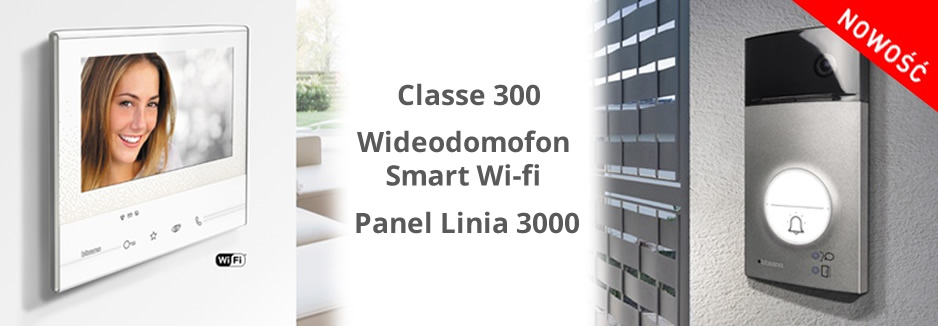 wideodomofon smart wifi
